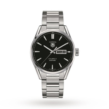 TAG Heuer Carrera Calibre 5 Mens 44mm Automatic Watch