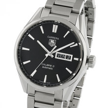 TAG Heuer Carrera Calibre 5 Mens 41mm Automatic Watch