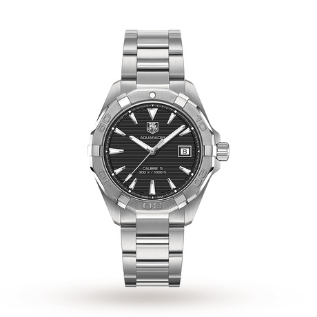 TAG Heuer Aquaracer Calibre 5 Mens 41mm Automatic Watch