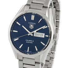 TAG Heuer Carrera Calibre 5 Mens 41mm Automatic Day-Date Watch