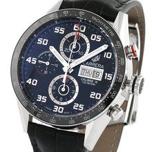 TAG Heuer Carrera Calibre 16 Mens 43mm Automatic Day-Date Chronograph Watch