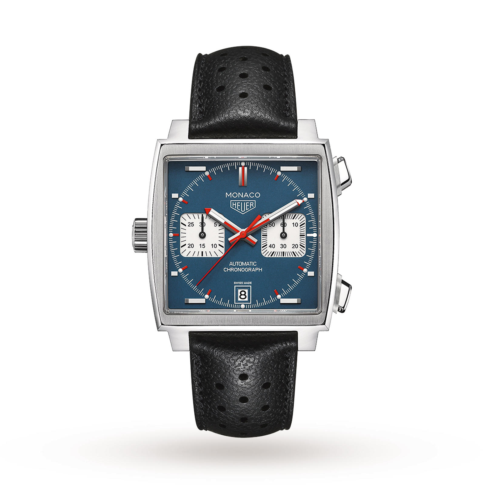 5432d3af7a25 TAG Heuer Vintage Monaco Mens Watch
