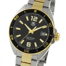 TAG Heuer Formula 1 Mens 41mm Quartz Bicolour Watch