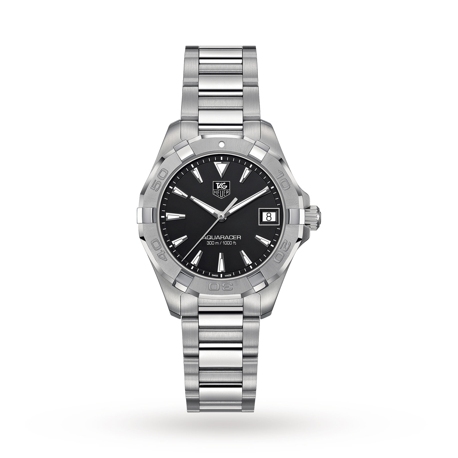TAG Heuer Aquaracer 300M Ladies 32mm Quartz Watch