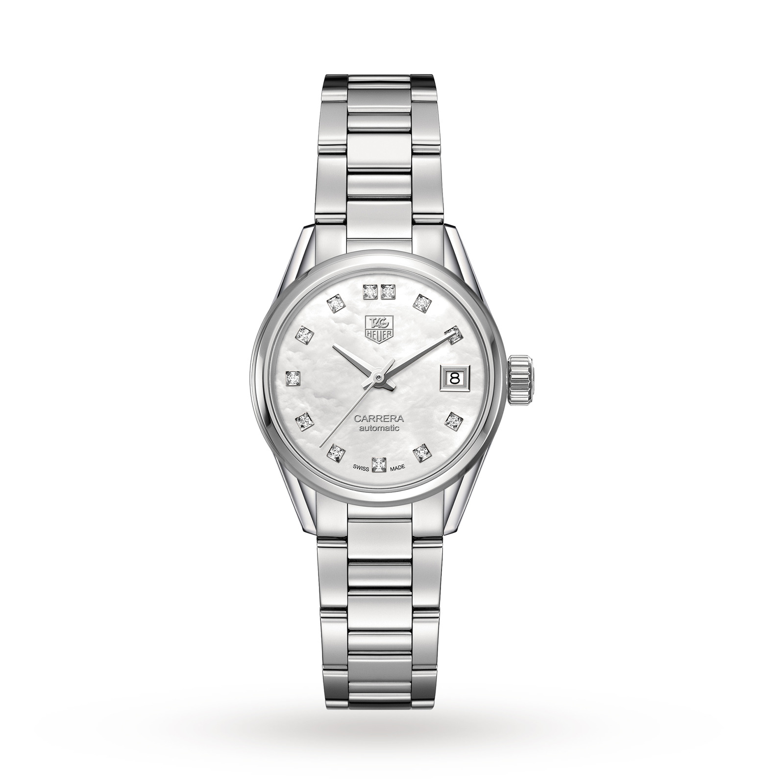 TAG Heuer Carrera Ladies 28mm Automatic Watch