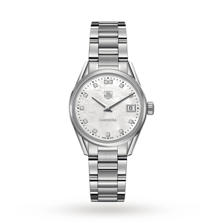 TAG Heuer Carrera Ladies 32mm Quartz Watch