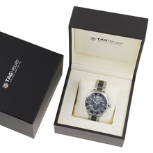 TAG Heuer Formula 1 Mens Grey 43mm Quartz Chronograph Watch