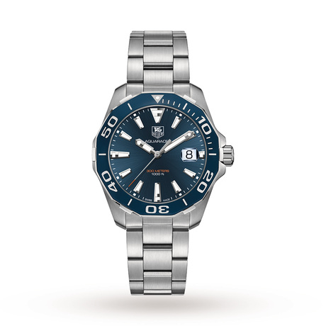 TAG Heuer Aquaracer Mens Quartz 41mm Watch