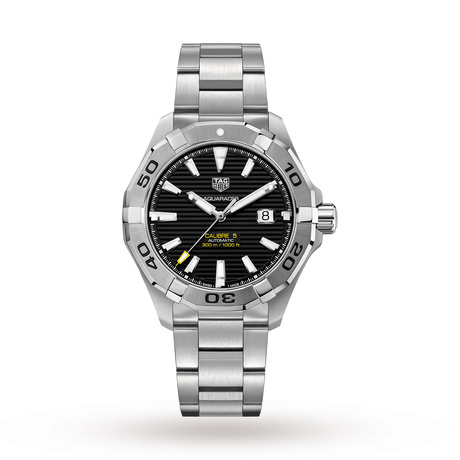 TAG Heuer Aquaracer 300M Calibre 5 Mens 43mm Automatic Watch