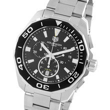 TAG Heuer Aquaracer 300M Mens 43mm Quartz Chronograph Watch