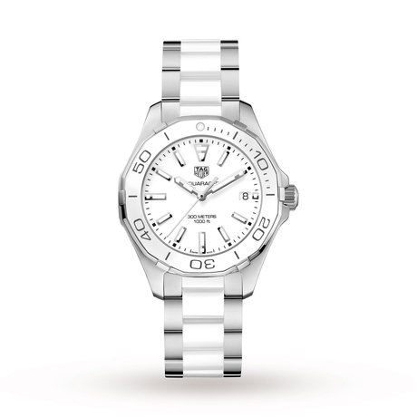 TAG Heuer Aquaracer 35mm Ladies Watch WAY131B.BA0914