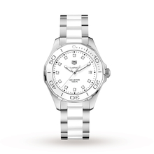 TAG Heuer Aquaracer 35mm Ladies Watch WAY131D.BA0914