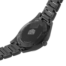 TAG Heuer Carrera Ladies 39mm Quartz Black Dial Watch