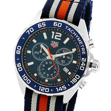 TAG Heuer Formula 1 Mens 43mm Quartz Chronograph Watch