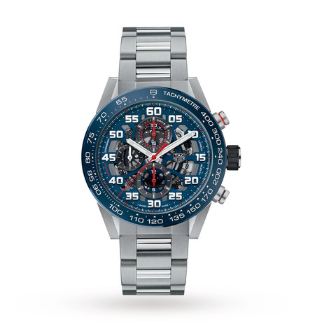 TAG Heuer Carrera Heuer 01 Mens 45mm Automatic Watch
