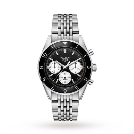 TAG Heuer Autavia 42mm Mens Watch CBE2110.BA0687