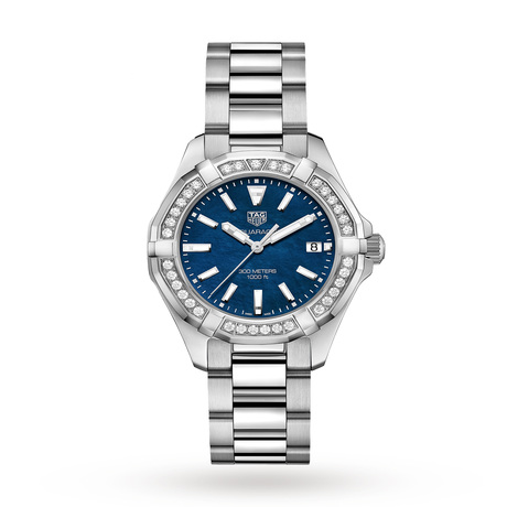 TAG Heuer Aquaracer Ladies 35mm Quartz Watch