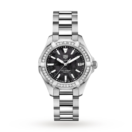 TAG Heuer Aquaracer 35mm Ladies Watch WAY131P.BA0748