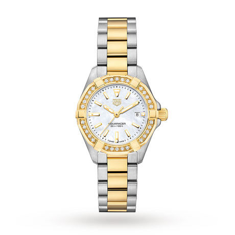 TAG Heuer Aquaracer 300M Ladies 27mm Quartz Watch
