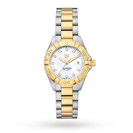 TAG Heuer Aquaracer 27mm Ladies Watch WBD1422.BB0321