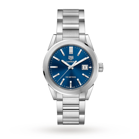 TAG Heuer Carrera Ladies 36mm Date Watch