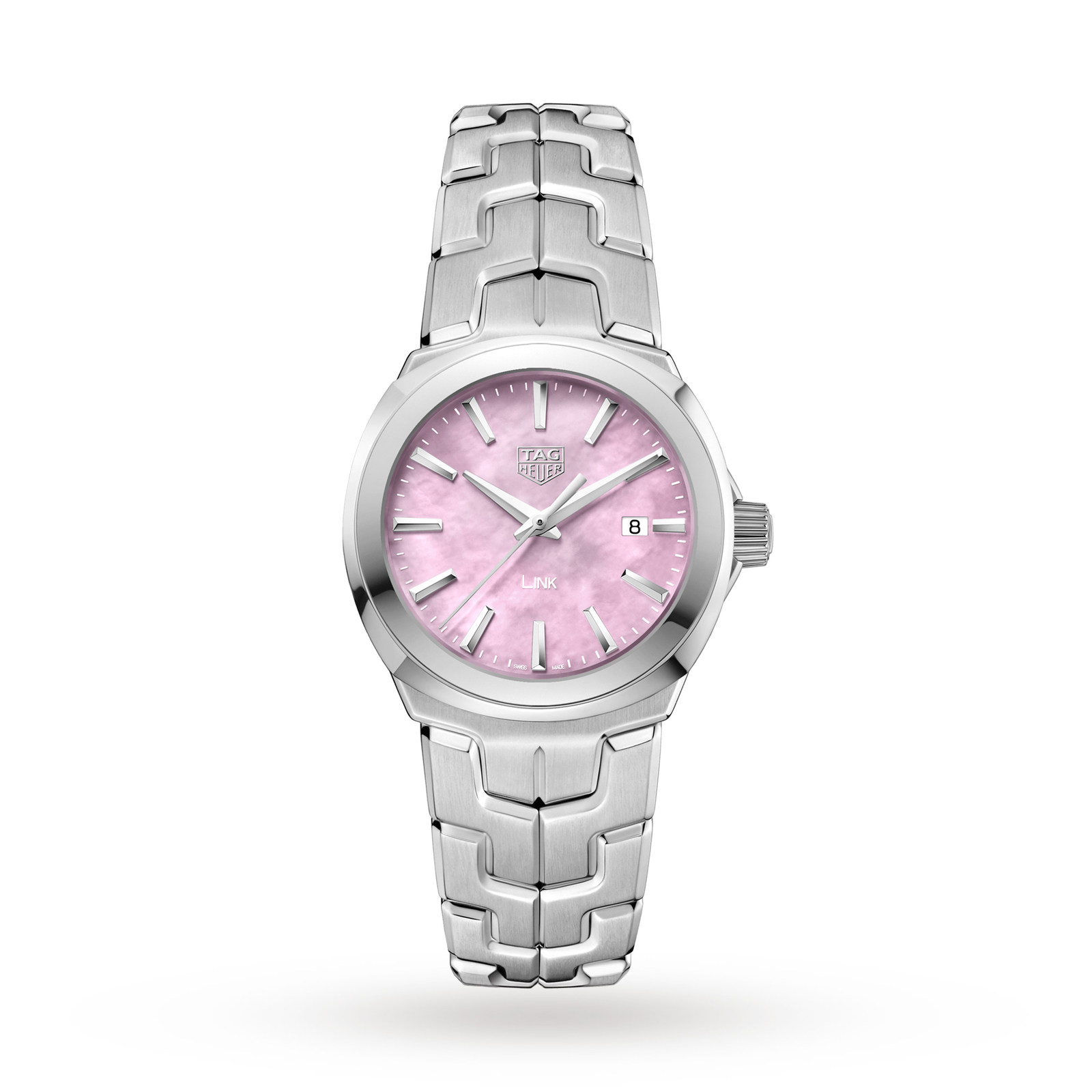 TAG Heuer Link Ladies 32mm Quartz Date Watch