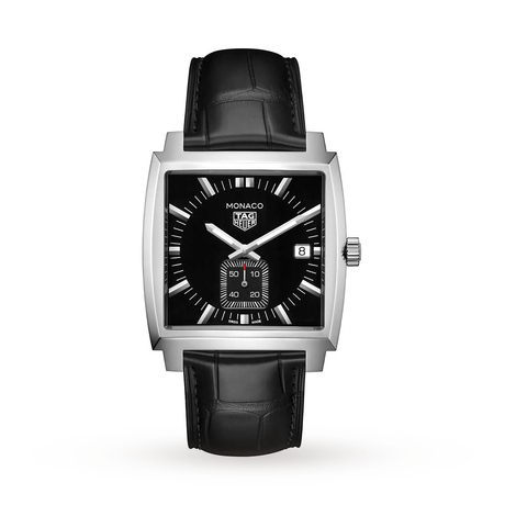 TAG Heuer Monaco 37mm Unisex Watch WAW131A.FC6177