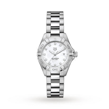 TAG Heuer Aquaracer 27mm Ladies Watch WBD1414.BA0741