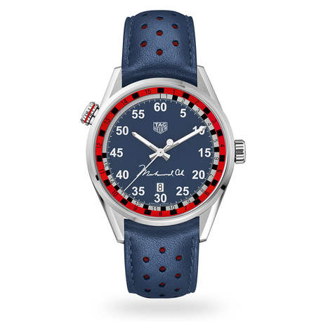 TAG Heuer Carrera Muhammad Ali Mens Watch