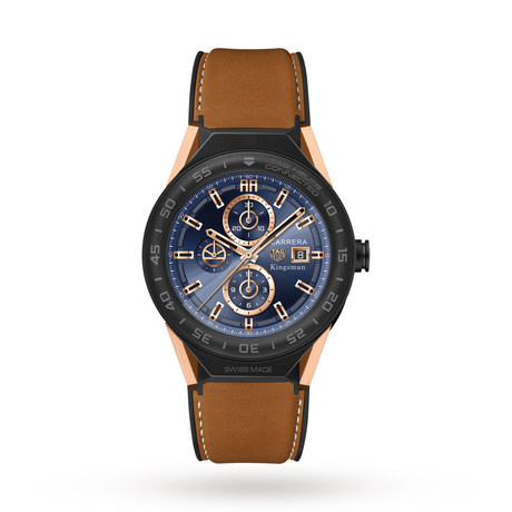 TAG Heuer Kingsman Connected Modular 45 Mens Watch