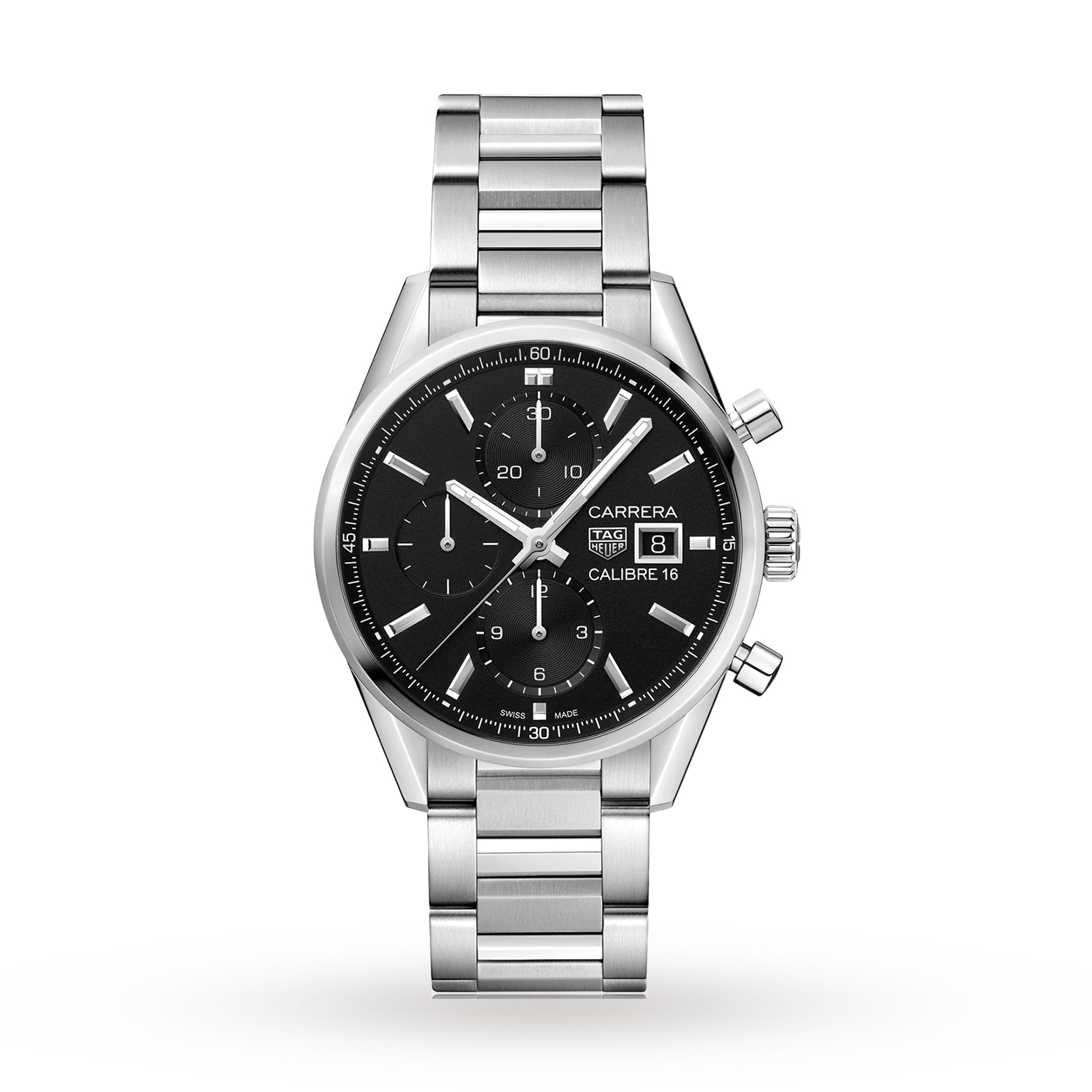 TAG Heuer Carrera Mens Watch CBK2110.BA0715