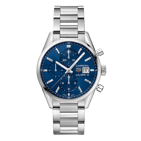 TAG Heuer Carrera 41mm Mens Watch CBK2112.BA0715