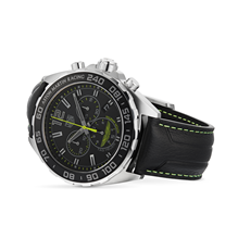 TAG Heuer Formula 1 Aston Martin Special Edition 43mm Mens Watch CAZ101P.FC8245