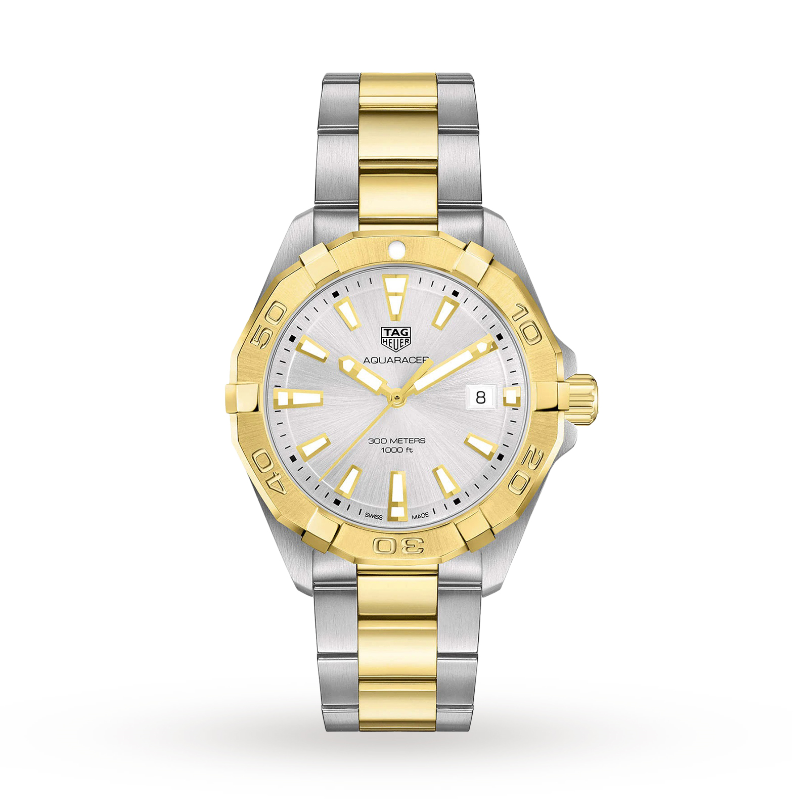 f0ed2c5fd8326 TAG Heuer Aquaracer 300M Mens 41mm Quartz Watch | Luxury Watches | Watches  | Goldsmiths