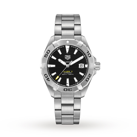 TAG Heuer Aquaracer Calibre 5 41mm Mens Watch WBD2110.BA0928