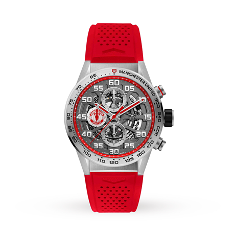 TAG Heuer Manchester United Carrera Calibre Heuer 01 Special Edition