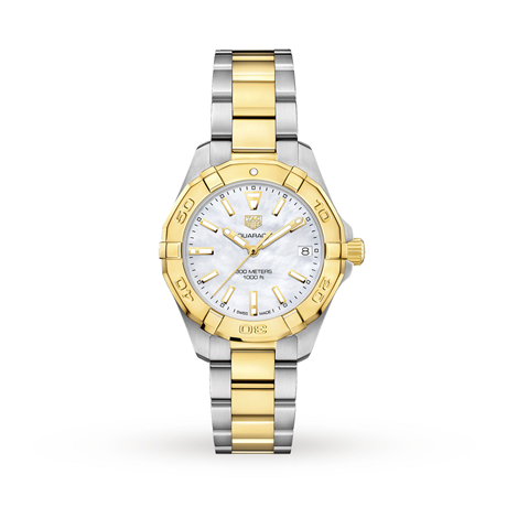 TAG Heuer Aquaracer 32mm Ladies Watch WBD1320.BB0320
