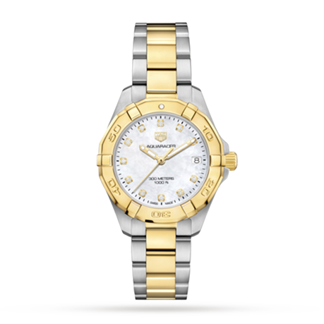 TAG Heuer Aquaracer 32mm Ladies Watch WBD1322.BB0320
