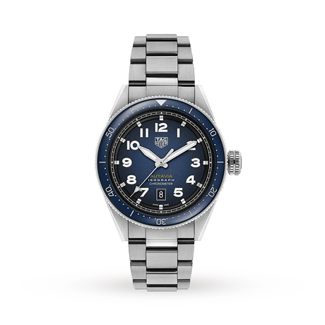 TAG Heuer Autavia Isograph Mens Watch