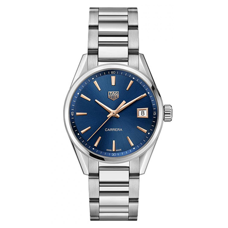 TAG Heuer Carrera 36mm Ladies Watch WBK1312.BA0652