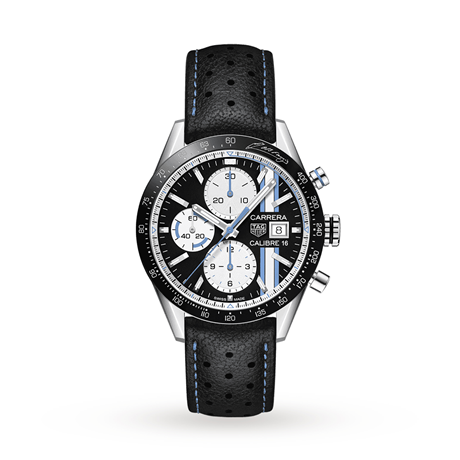 TAG Heuer Carrera 41mm Mens Watch CV201AT.FC6475