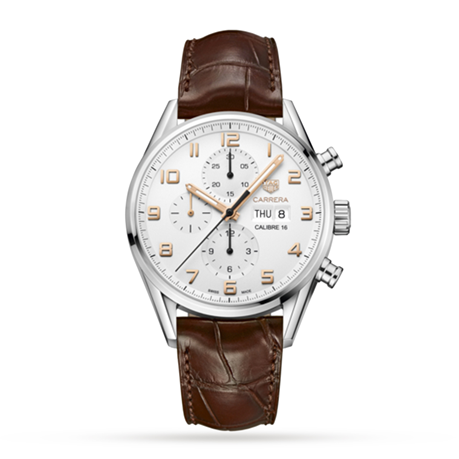 TAG Heuer Carrera Calibre 16 Chronograph Mens Watch
