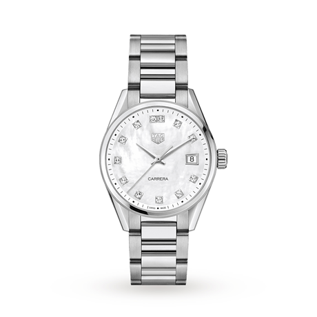 TAG Heuer Carrera 36mm Ladies Watch WBK1318.BA0652
