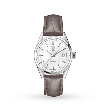 TAG Heuer Carrera Calibre 5 36mm Ladies Watch WBK2311.FC8258