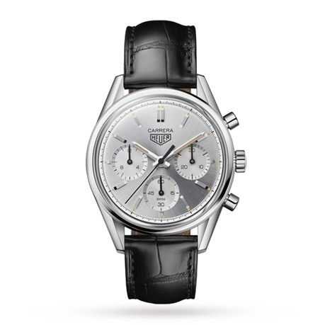 TAG Heuer Carrera 160 Years Silver Limited Edition CBK221C.FC6488