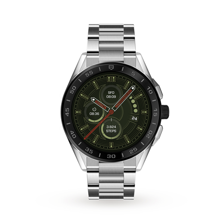 TAG Heuer Connected 2020 45mm Watch SBG8A10.BA0646