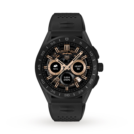 TAG Heuer Connected 2020 45mm Watch SBG8A80.BT6221