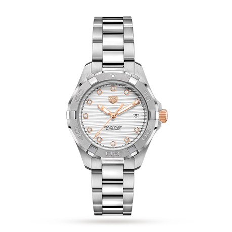 TAG Heuer Aquaracer 32mm Ladies Watch WBD2320.BA0740