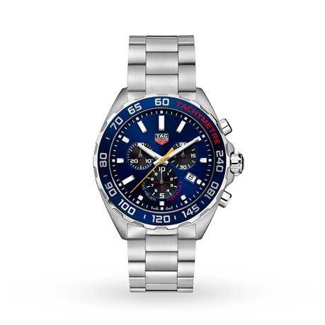 TAG Heuer Formula 1 Aston Martin Red Bull Racing Special Edition 2020 CAZ101AB.BA0842