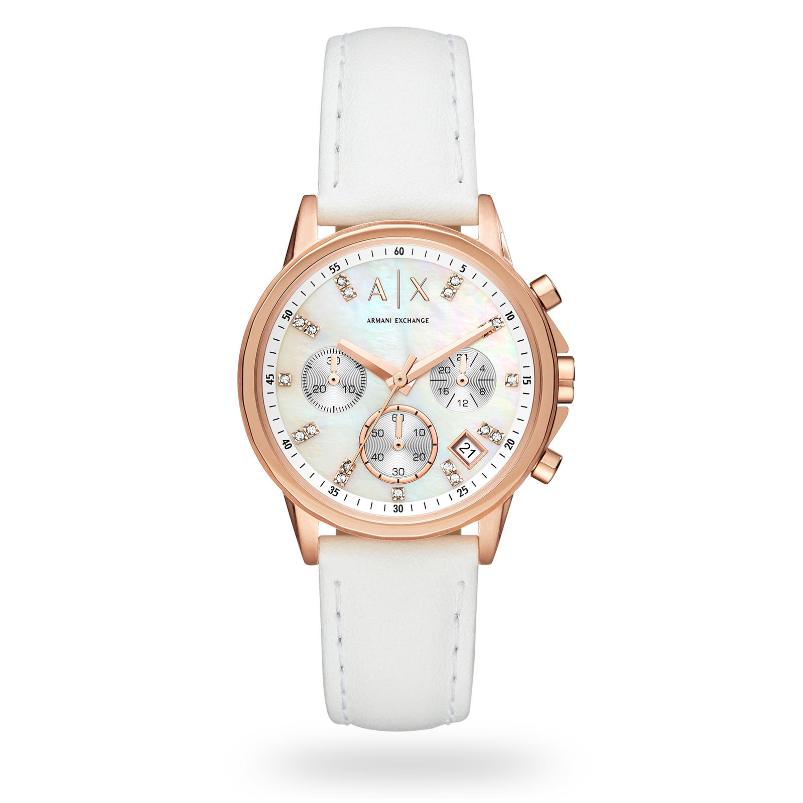 Armani Exchange Ladies Dress Watch AX4364